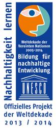 Logo_UN-Dekade_Offizielles Projekt_2013_2014_rgb_web